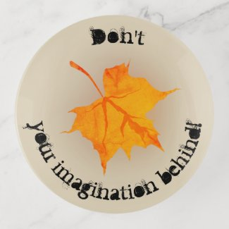 Don't Leaf Your Imagination Behind!