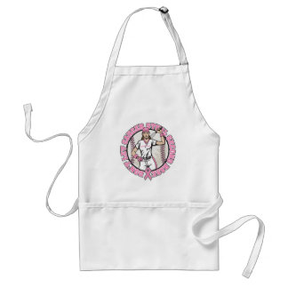 Don t Let Cancer Steal 2nd Base Breast Cancer Aprons