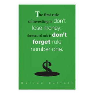 Don't Lose Money Posters