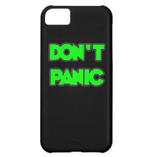 Don t Panic Case For iPhone 5C