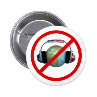 Don t Spy The World Buttons