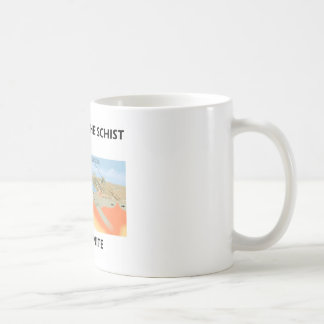 Don t Take The Schist For Granite Geology Humor Coffee Mugs