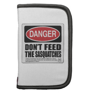 Don t The Feed Sasquatches Planner