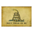 """Don't Tread On Me 24""""x20"""" Poster"""