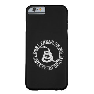 Don't Tread on Me Barely There iPhone 6 Case