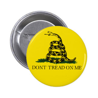 Don t Tread On Me Buttons