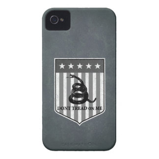 Don't Tread on Me Case-Mate iPhone 4 Cases