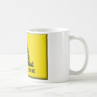 Don t Tread On Me Flag-United States Coffee Mugs