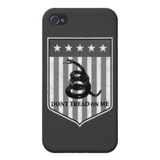 Don't Tread on Me iPhone 4/4S Case