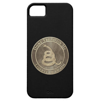 Don't Tread on Me iPhone 5 Cover