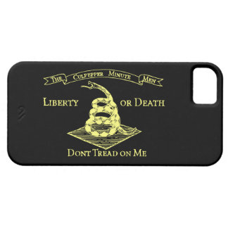 Don't Tread on Me iPhone 5 Covers