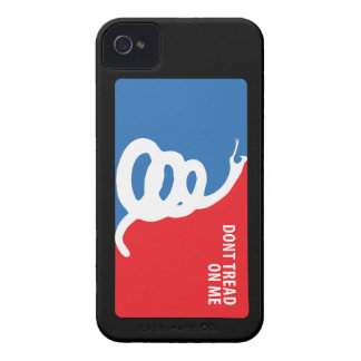 Don't tread on Me, Major League iPhone 4 Case