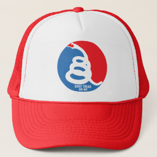 Don't tread on Me, Major League Trucker Hat