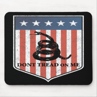Don't Tread on Me Mouse Pads