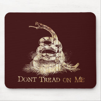 Don't Tread on Me Mouse Mats