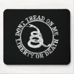 Don't Tread on Me Mousepads