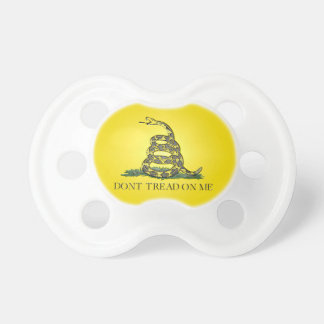 Don t Tread On Me Baby Pacifier