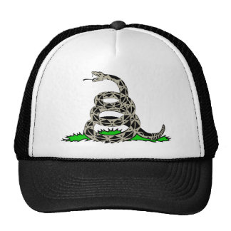Don t Tread on Me png Mesh Hats