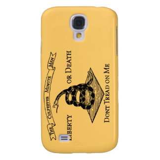Don't Tread on Me Samsung S4 Case