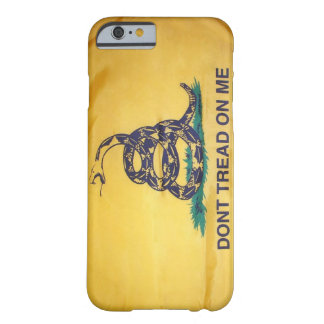 Don't Tread On Me Tea Party Flag iPhone 6 case