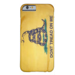 Don't Tread On Me Tea Party Flag iPhone 6 case iPhone 6 Case