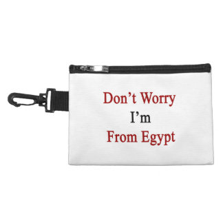 Don t Worry I m From Egypt Accessories Bag