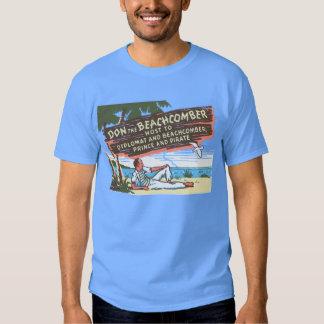 Don the Beachcomber Tshirt
