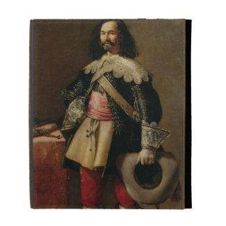 Don Tiburcio de Redin y Cruzat (aceite en lona)