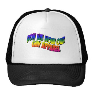 Don We Now Our Gay Apparel Trucker Hat