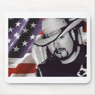 Don Woods Country Artist Mouse Pad