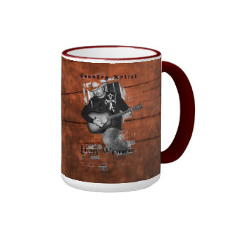 Don Woods Country Artist Mugs