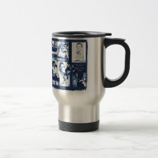 Don Woods History In Music 15 Oz Stainless Steel Travel Mug