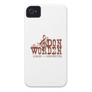 Don Worden Singer~Songwriter Case iPhone 4 Covers