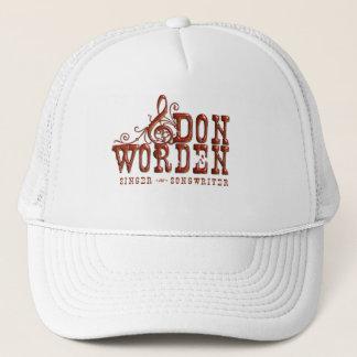 Don Worden Singer ~ Songwriter Hat