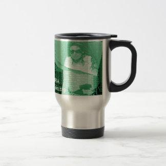 Dona Maria 15 Oz Stainless Steel Travel Mug