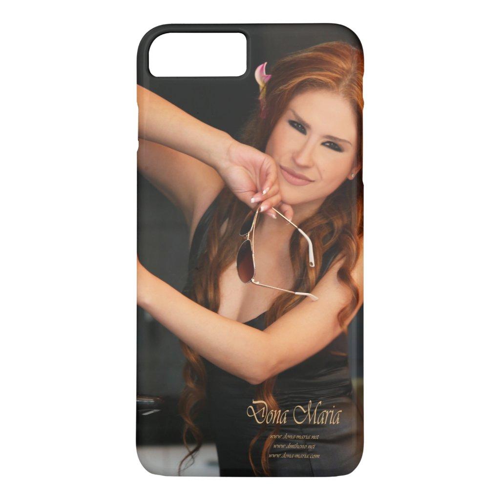 Dona Maria iPhone 7 Plus Case