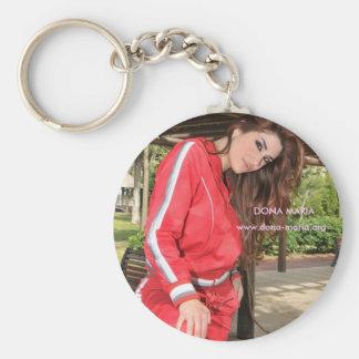 Dona Maria Key Chains