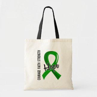 Donación de órganos de la esperanza 5 de la fe del bolsa
