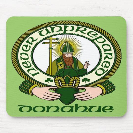 Donahue Clan Motto Mouse Pad