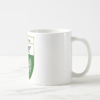 Donahue Coat of Arms/Family Crest Coffee Mug