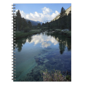 Donahue Pass from Lyell Fork - John Muir Trail Notebook