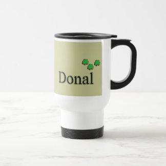 Donal Travel Mug