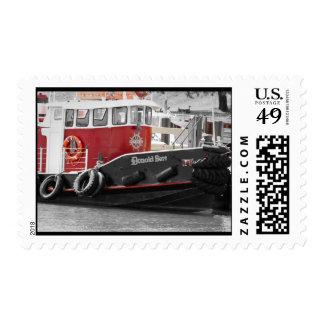 Donald Bert Postage Stamps