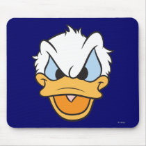 Donald Duck | Angry Face Closeup Mouse Pad