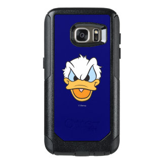 Donald Duck   Angry Face Closeup OtterBox Samsung Galaxy S7 Case