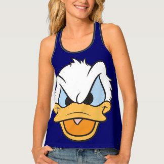 Donald Duck | Angry Face Closeup Tank Top