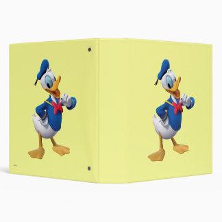 Donald Duck | Arm Up Binder