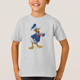 Donald Duck | Arm Up T-Shirt