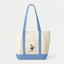 Donald Duck | Arm Up Tote Bag