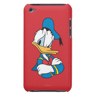 Donald Duck Arms Crossed Case-Mate iPod Touch Case